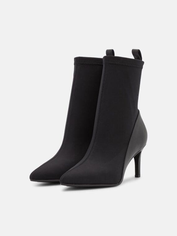Calvin Klein Black Sock Boots 3