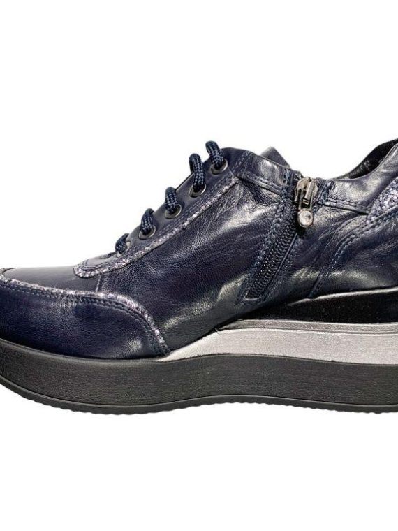 Marco Moreo Navy Laced Movers