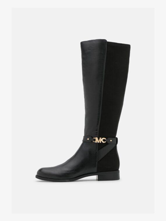Michael Michael Kors Farrah Long Boots in Black