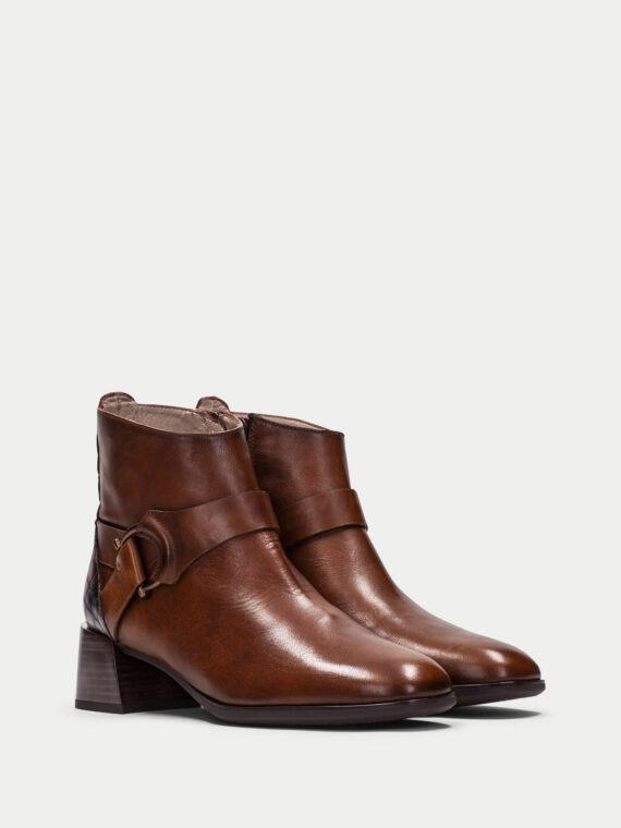 Hispanitas Alexa Tan Ankle Boots