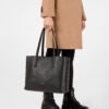 Coccinelle Matinee Tote in Black