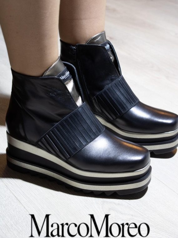 Marco Moreo Wedge Boot 1